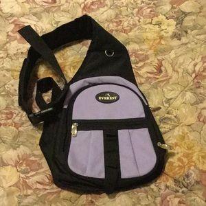 Everest Sling Backpack.